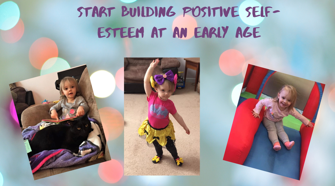 Importance of building self-esteem at an early age