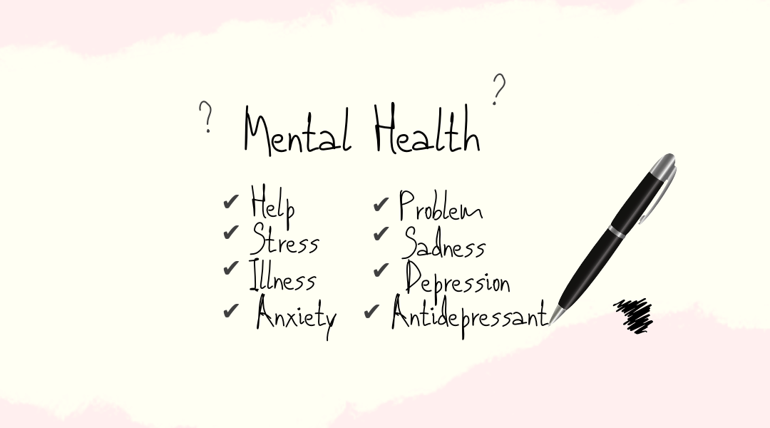 Depression, Anxiety & your Health